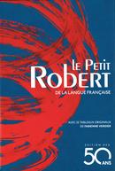 Le Petit Robert 2019