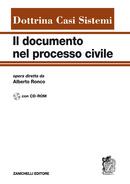Il documento nel processo civile