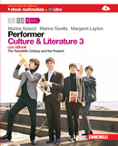 Performer Culture & Literature 3 con DVD-ROM