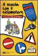 A scuola con il ciclomotore