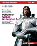 Performer. Culture & Literature 1 con DVD-ROM