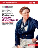 Perfomer. Culture & Literature 2 con DVD-ROM