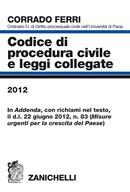 Codice di procedura civile e leggi collegate 2012