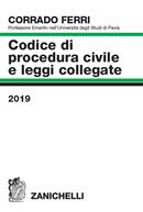 Codice di procedura civile e leggi collegate 2019