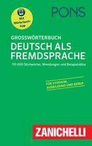 Grosswörterbuch Deutsch als Fremdsprache