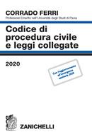Codice di procedura civile e leggi collegate 2020