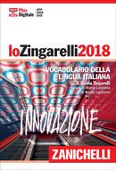 lo Zingarelli 2018