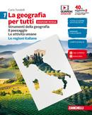 La geografia per tutti - edizione rossa