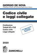 Codice civile e leggi collegate 2020