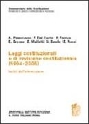 Leggi costituzionali e di revisione costituzionale (1994-2005)