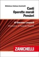 Canti - Operette morali - Pensieri