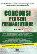 Concorsi per sedi farmaceutiche - opera in 2 volumi indivisibili