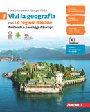 Volume 1 con Le regioni italiane