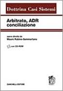 Arbitrato, Adr, Conciliazione