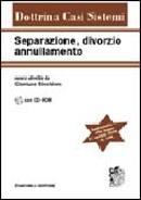 Separazione Divorzio Annullamento