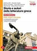 Storia e autori della letteratura greca