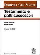Testamento e Patti successori