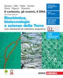 Biochimica, biotecnologie e scienze della Terra con elementi di chimica organica