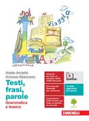Confezione Grammatica e lessico+ Comunicazione, testi, cittadinanza